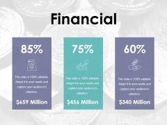 Financial Ppt PowerPoint Presentation Model Ideas