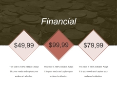 Financial Ppt PowerPoint Presentation Model Rules