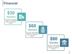 Financial Ppt PowerPoint Presentation Model Template
