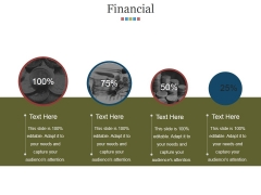Financial Ppt PowerPoint Presentation Model Tips