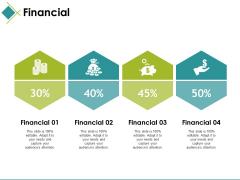 Financial Ppt PowerPoint Presentation Outline Master Slide