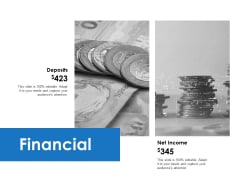 Financial Ppt PowerPoint Presentation Outline Professional