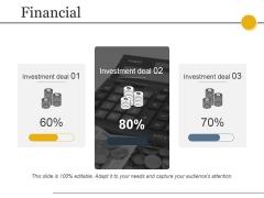 Financial Ppt PowerPoint Presentation Outline Slides