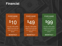 Financial Ppt PowerPoint Presentation Picture