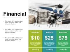 Financial Ppt PowerPoint Presentation Pictures Graphic Tips