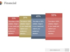Financial Ppt PowerPoint Presentation Portfolio