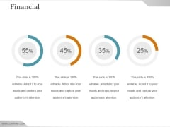 Financial Ppt PowerPoint Presentation Professional