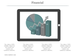 Financial Ppt PowerPoint Presentation Rules