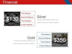 Financial Ppt PowerPoint Presentation Show Grid