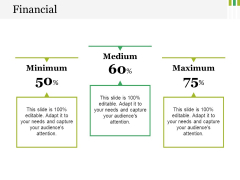 Financial Ppt PowerPoint Presentation Show Infographic Template
