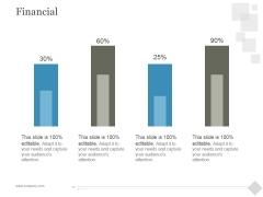 Financial Ppt PowerPoint Presentation Slide
