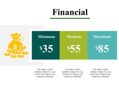Financial Ppt PowerPoint Presentation Styles Influencers