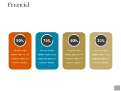 Financial Ppt PowerPoint Presentation Styles
