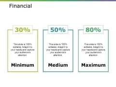 Financial Ppt PowerPoint Presentation Summary Background Designs