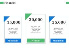 Financial Ppt PowerPoint Presentation Summary Skills