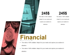 Financial Ppt PowerPoint Presentation Visual Aids Gallery