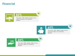 Financial Ppt PowerPoint Presentation Visual Aids Styles