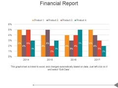 Financial Report Ppt PowerPoint Presentation Professional