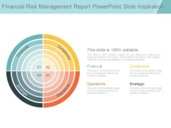 Financial Risk Management Report Powerpoint Slide Inspiration