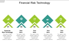 Financial Risk Technology Ppt PowerPoint Presentation Show Structure Cpb