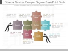 Financial Services Example Diagram Powerpoint Guide