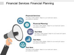 Financial Services Financial Planning Ppt PowerPoint Presentation Styles Grid