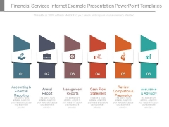 Financial Services Internet Example Presentation Powerpoint Templates