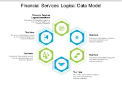 Financial Services Logical Data Model Ppt PowerPoint Presentation Gallery Graphics Tutorials Cpb Pdf