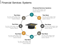 Financial Services Systems Ppt PowerPoint Presentation Infographics Graphic Images Cpb