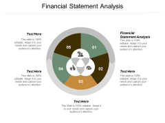 Financial Statement Analysis Ppt Powerpoint Presentation Ideas Slides Cpb