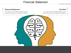 Financial Statement Ppt PowerPoint Presentation Summary Infographics Cpb