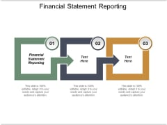 Financial Statement Reporting Ppt PowerPoint Presentation Pictures Themes Cpb