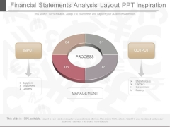 Financial Statements Analysis Layout Ppt Inspiration