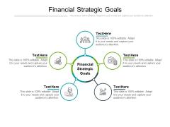 Financial Strategic Goals Ppt PowerPoint Presentation Slides Background Cpb