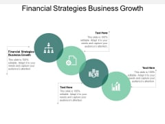 Financial Strategies Business Growth Ppt PowerPoint Presentation Portfolio Maker Cpb