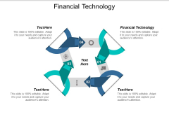 Financial Technology Ppt PowerPoint Presentation Icon Cpb