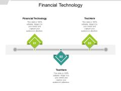 Financial Technology Ppt PowerPoint Presentation Portfolio Smartart Cpb