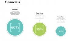 Financials Business Marketing Ppt PowerPoint Presentation Show Aids