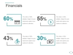 Financials Ppt PowerPoint Presentation Clipart