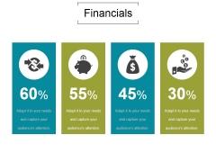 Financials Ppt PowerPoint Presentation Gallery