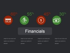 Financials Ppt PowerPoint Presentation Influencers