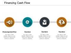 Financing Cash Flow Ppt PowerPoint Presentation File Clipart Images