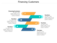 Financing Customers Ppt PowerPoint Presentation Icon Elements