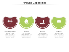 Firewall Capabilities Ppt PowerPoint Presentation Pictures Layout Cpb Pdf