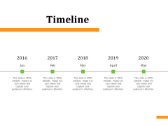 Firm Condition Assessment Timeline Ppt Model Icon PDF