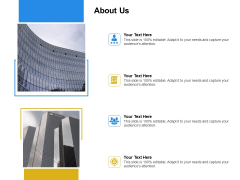 Firm Working Together About Us Ppt Professional Deck PDF