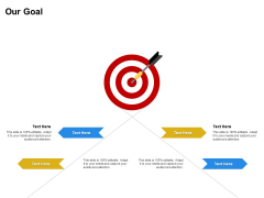 Firm Working Together Our Goal Ppt Show Vector PDF