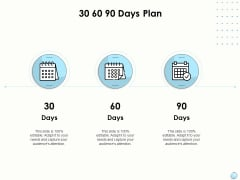 Fiscal Management 30 60 90 Days Plan Ppt Show Styles PDF