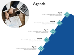 Five Business Strategic Approaches Agenda Ppt Pictures Ideas PDF
