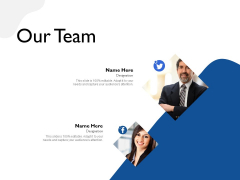 Five Business Strategic Approaches Our Team Ppt Gallery Visuals PDF